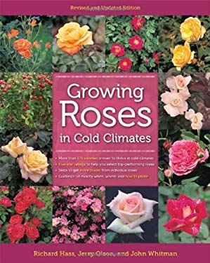 Growing Roses in Cold Climates 9780816675937