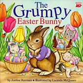 Grumpy Easter Bunny - Pbk