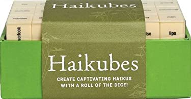 Haikubes [With Over 60 Word Cubes] 9780811869386