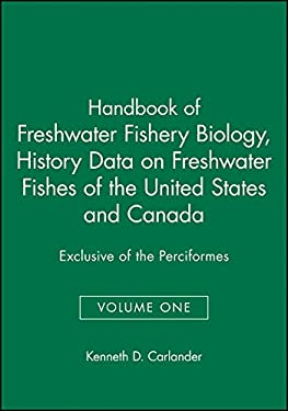 Handbook of Freshwater Fishery Biology 9780813807096