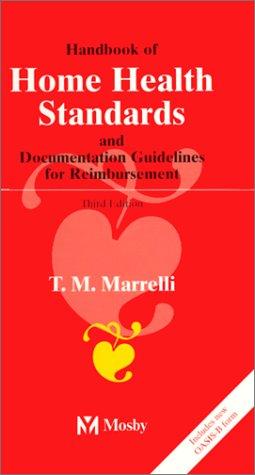 Handbook of Home Health Standards and Documentation Guidelines for Reimbursement 9780815123996