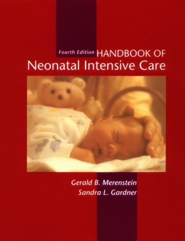Handbook of Neonatal Intensive Care 9780815136965
