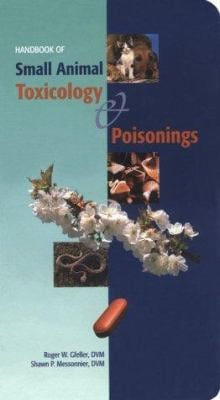 Handbook of Small Animal Toxicology and Poisonings 9780815164548