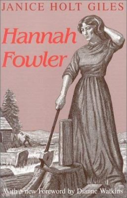 Hannah Fowler 9780813117935