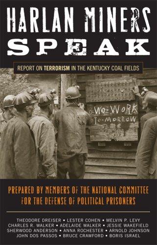 Harlan Miners Speak: Report on Terrorism in the Kentucky Coal Fields 9780813191874
