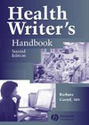 Health Writer's Handbook 9780813812533