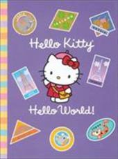 Hello Kitty, Hello World! Journal 3380255