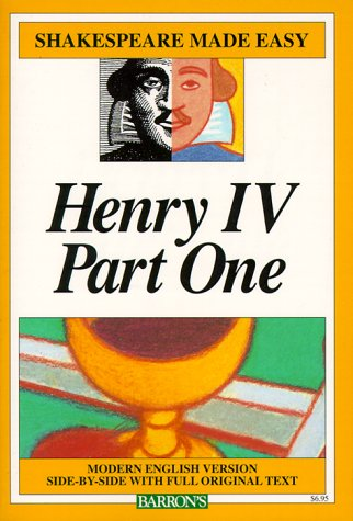 Henry IV, Part 1 9780812035858