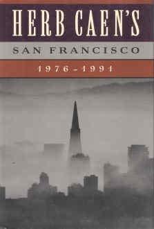 Herb Caen's San Francisco 9780811800600