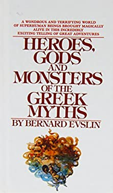 Heroes, Gods and Monsters of Greek Myths 9780812415810