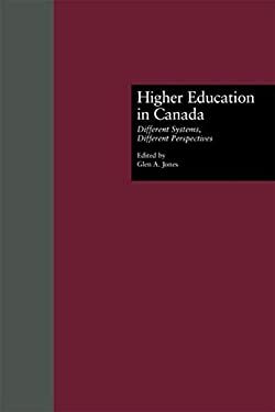 Higher Education in Canada 9780815322993