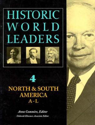 Historic World Leaders 9780810384125