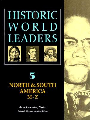 Historic World Leaders 9780810384132