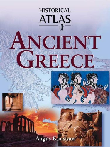 Historical Atlas of Ancient Greece 9780816052202
