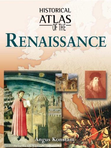 Historical Atlas of the Renaissance 9780816057313