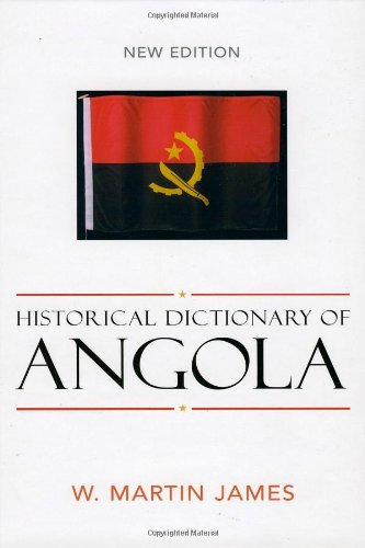 Historical Dictionary of Angola 9780810849402