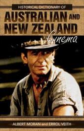 Historical Dictionary of Australian and New Zealand Cinema 3374475