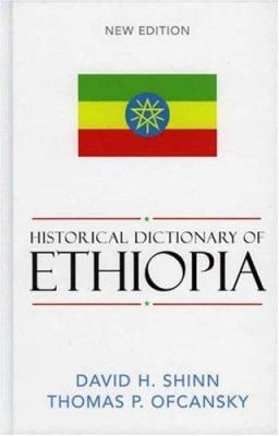 Historical Dictionary of Ethiopia 9780810849105