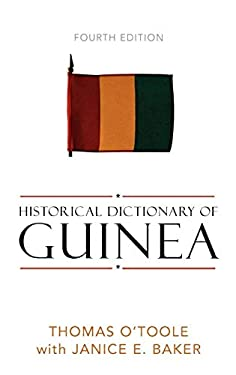 Historical Dictionary of Guinea 9780810846340
