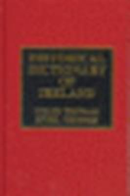 Historical Dictionary of Ireland 9780810833005