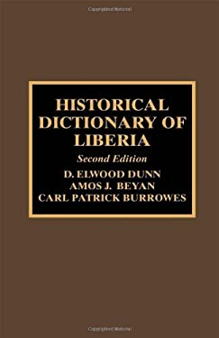 Historical Dictionary of Liberia 9780810838765