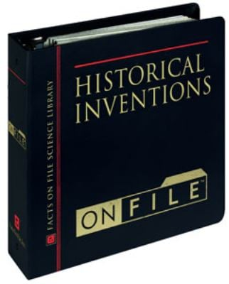 Historical Inventions on File& #153; 9780816029112
