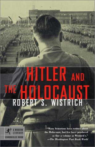 Hitler and the Holocaust 9780812968637