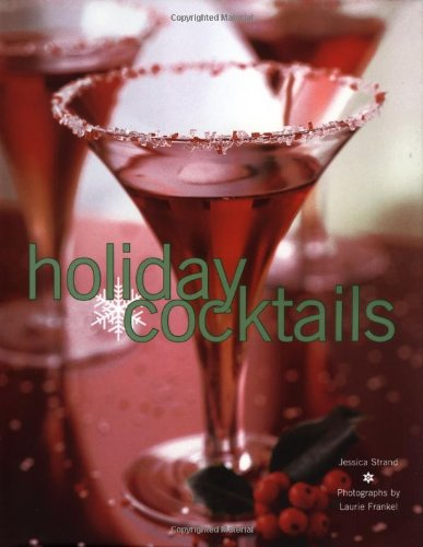 Holiday Cocktails 9780811841573