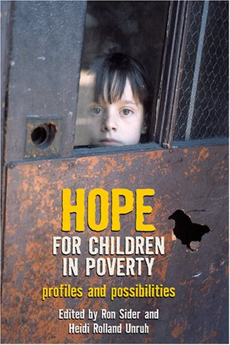 Hope for Children in Poverty: Profiles and Possibilities 9780817015053