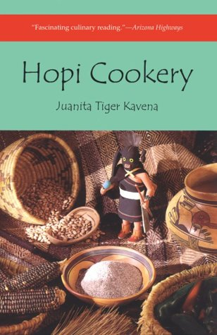 Hopi Cookery 9780816506187
