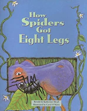 How Spiders Got Eight Legs 9780817272722