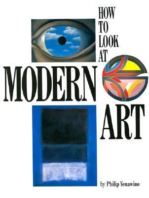 How to Look at Modern Art 9780810924857