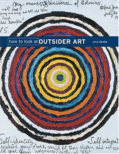 How to Look at Outsider Art 9780810992023