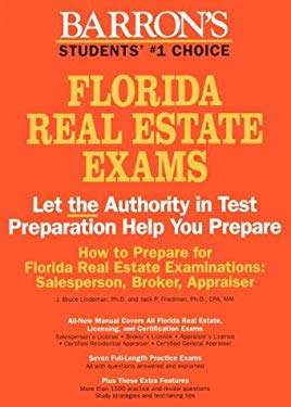 How to Prepare for the Florida Real Estate Exams How to Prepare for the Florida Real Estate Exams 9780812098099