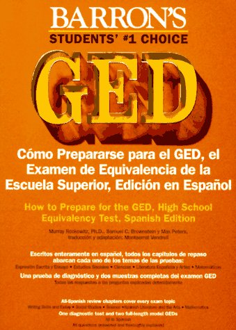 How to Prepare for the GED Spanish Edition 9780812093636
