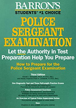How to Prepare for the Police Sergeant Examination 9780812097344