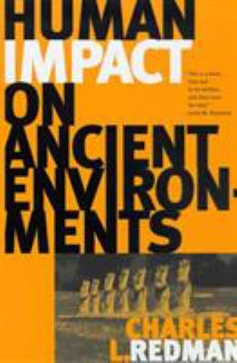 Human Impact on Ancient Environments 9780816519620