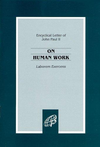 Human Work 9780819833488