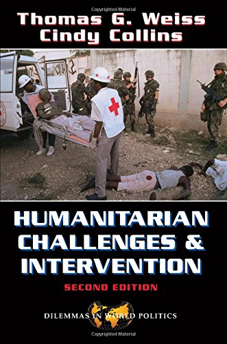 Humanitarian Challenges and Intervention: Second Edition 9780813367996