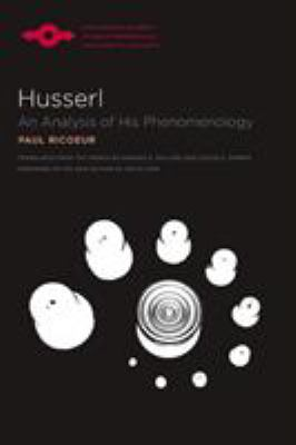 Husserl: An Analysis of His Phenomenology 9780810124011