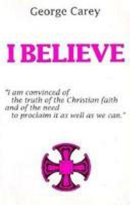 I Believe 9780819215796