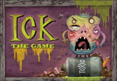 Ick! The Game card game 9780811858724