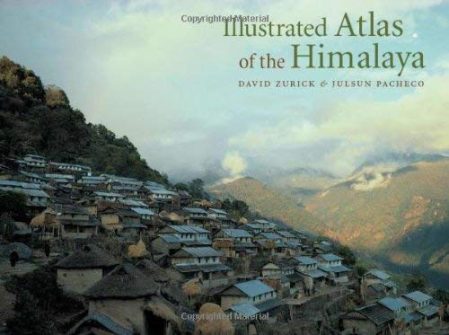 Illustrated Atlas of the Himalaya 9780813123882