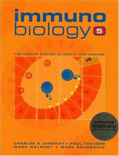 Immunobiology 9780815336426