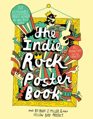Indie Rock Poster Book 9780811878180