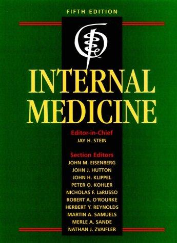 Internal Medicine 5 9780815186984