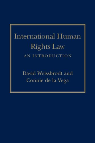 International Human Rights Law: An Introduction 9780812221206