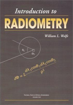 Introduction to Radiometry 9780819427588