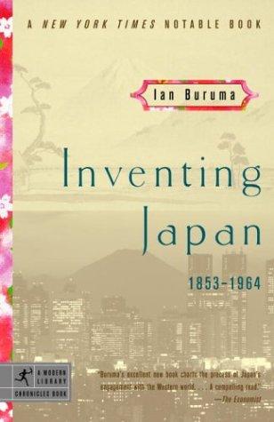 Inventing Japan: 1853-1964 9780812972863