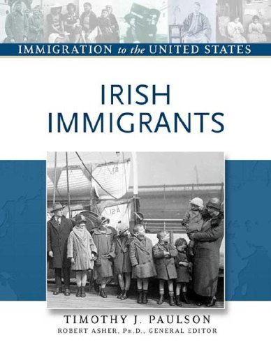 Irish Immigrants 9780816056828